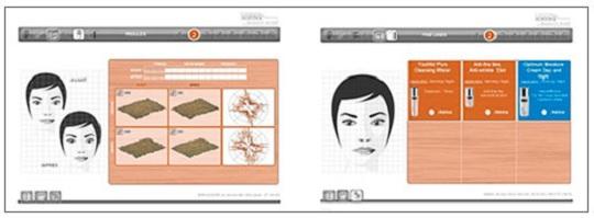 Ρυτίδες, δερματικά προβλήματα. Το skin scanner προτείνει θεραπεία